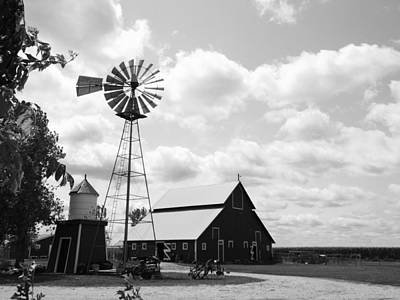 Photograph - Wessel Farm by Caryl J Bohn