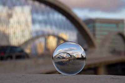 Photograph - West 7th Street Bridge by Debby Richards