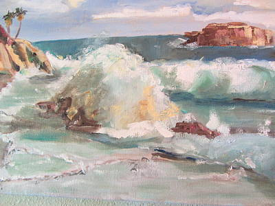Painting - West Coast by Dody Rogers