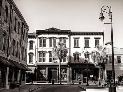 Photograph - West Congress Street by John Rizzuto
