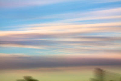 Photograph - West End Skies In The Morning by Julius Reque