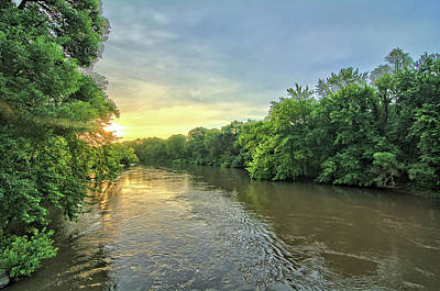 Photograph - West Fork At Willow Bridge by Bonfire Photography