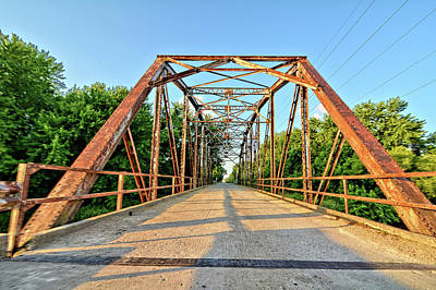 Photograph - West Fork Bridge 2 by Bonfire Photography