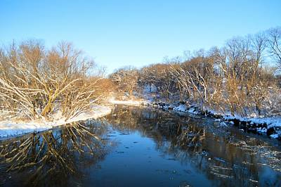 Photograph - West Fork Winter by Bonfire Photography