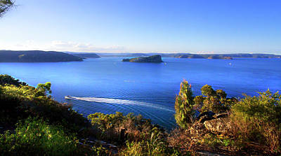 Photograph - West Head Lookout by Miroslava Jurcik