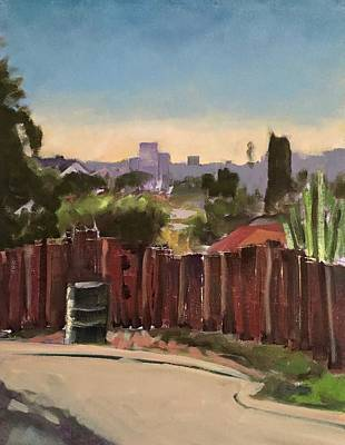 Painting - West Hollywood by Richard Willson