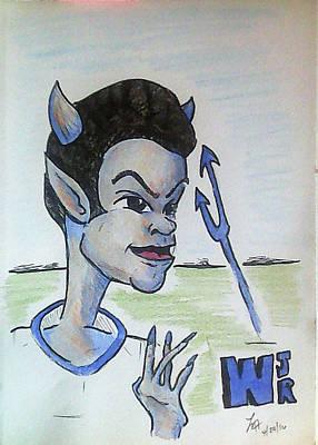 West Jr Original by Loretta Nash