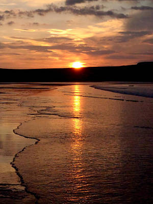 Photograph - West Kerry Sunset by Noel O Neill