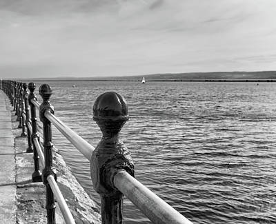 Photograph - West Kirby Boating Lake by Georgia Fowler