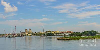 Photograph - West Palm Beach Florida by Olga Hamilton