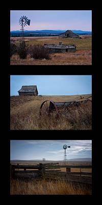 Photograph - West Plains Trio by Idaho Scenic Images Linda Lantzy