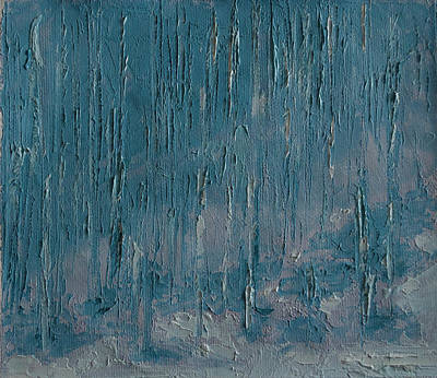 Painting - West Point Winter by Ward