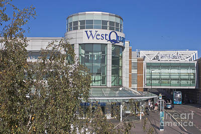 Photograph - West Quay Southampton by Terri Waters