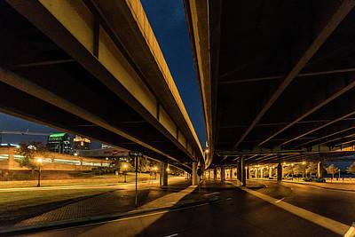 Photograph - West River Road by Randy Scherkenbach