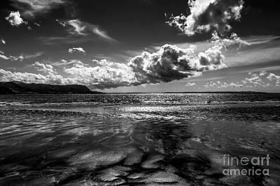 North Wales Digital Art - West Shore  by Chris Evans