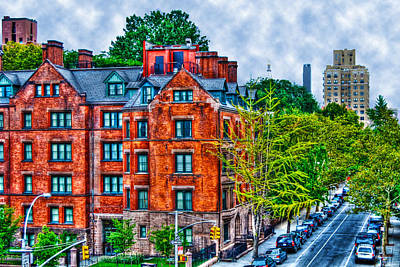 West Village Photograph - West Village By The High Line by Randy Aveille