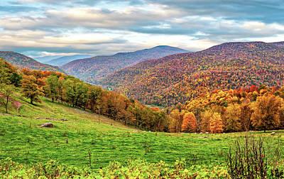 Photograph - West Virginia High 3 by Steve Harrington