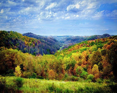 Photograph - West Virginia by Mark Allen