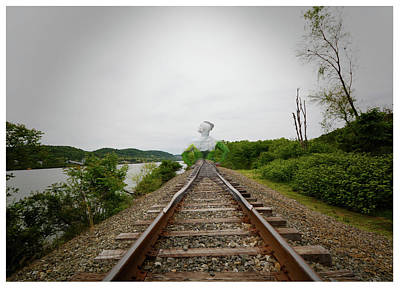 Natalie Fletcher Photograph - West Virginia by Natalie Fletcher