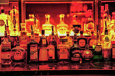 Photograph - West Wing Bar by Scott Cordell