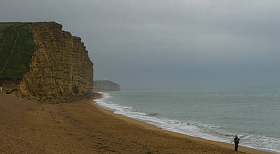 Photograph - Westbay In Dorset by David French