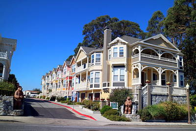 Photograph - Westcliff Townhomes by Joyce Dickens