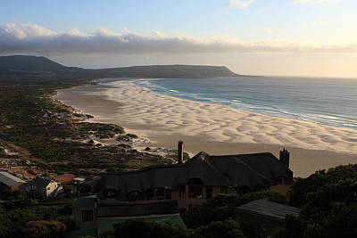 Photograph - Noordhoek Beach Cape Town, South Africa by Aidan Moran