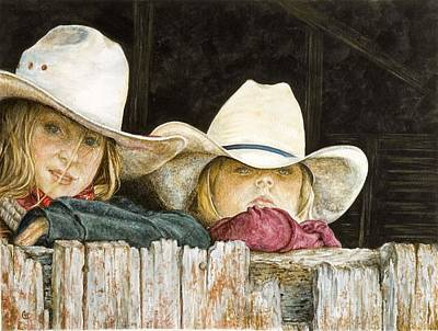 Painting - Western Daydreams  by Traci Goebel