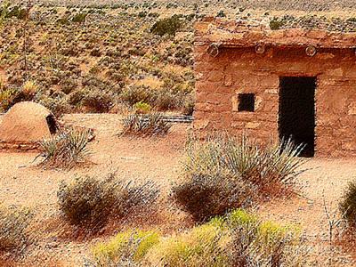 Photograph - Western Homesteads by Angela L Walker