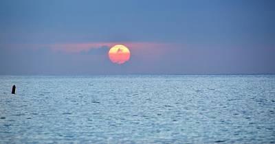 Photograph - Western Horizon by JAMART Photography