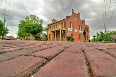Photograph - Western House 3 by Steve Stuller
