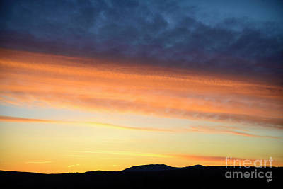 Photograph - Western Maine Sky by Alana Ranney