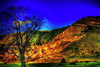 Photograph - Western Nebraska Near Chimney Rock by Roger Passman