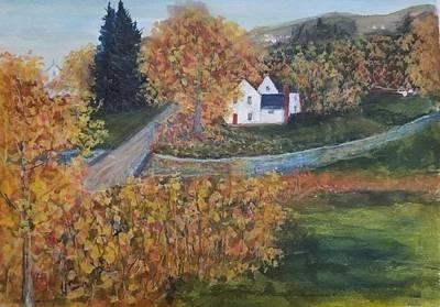 Painting - Western New York by Robert Harrington