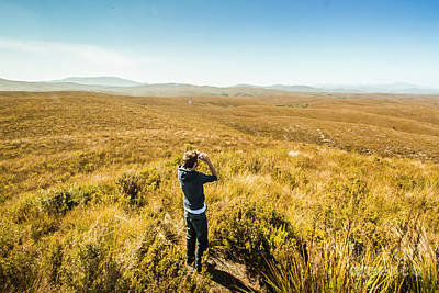 Tourism Wall Art - Photograph - Western Plains Of Tasmania by Jorgo Photography - Wall Art Gallery