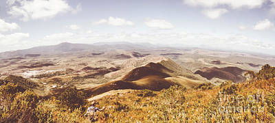 Nature Art Photograph - Western Tasmania Wilderness  by Jorgo Photography - Wall Art Gallery