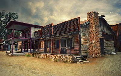 Photograph - Western Town - Paramount Ranch by Glenn McCarthy Art and Photography