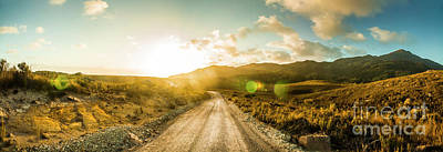 Countryside Wall Art - Photograph - Western Way by Jorgo Photography - Wall Art Gallery