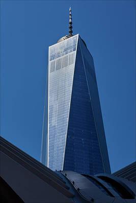 Photograph - Westfield World Trade Center Nyc And World Trade Center by Robert Ullmann