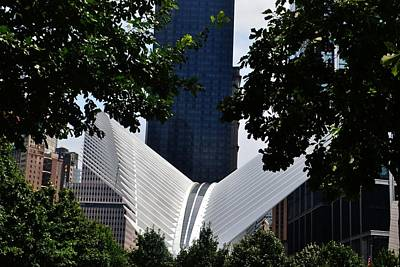 Photograph - Westfields Wtc by Eileen Brymer