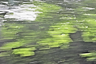 Westhampton's Blur Art Print by Tim Doubrava