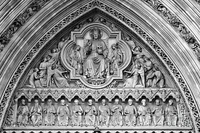Westminster Abbey London Art Print by James Brunker