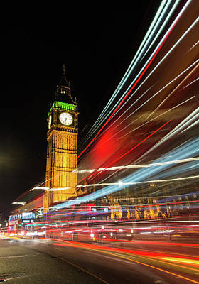 Photograph - Westminster by Alex Lapidus