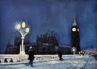 Westminster Bridge London Original