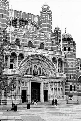 Photograph - Westminster Cathedral London England by John S
