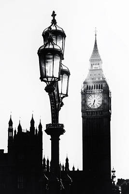 Sites Photograph - Westminster - London by Joana Kruse