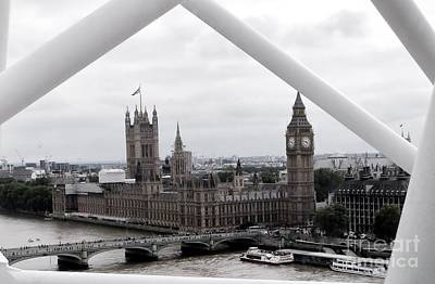 Photograph - Westminster Palace by Amar Sheow