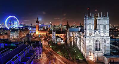 Photograph - Westminster by Stewart Marsden