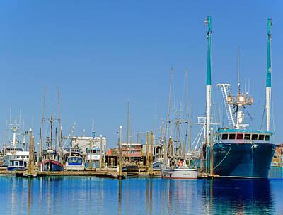 Photograph - Westport Docks Color by Tikvah's Hope