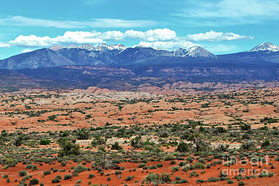 Photograph - Westward Arches National Park by Third Eye Perspectives Photographic Fine Art